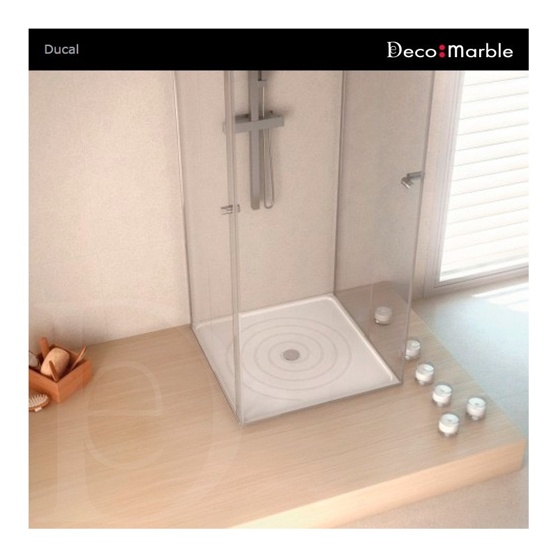 ... Silestone® Shower Tray Ducal