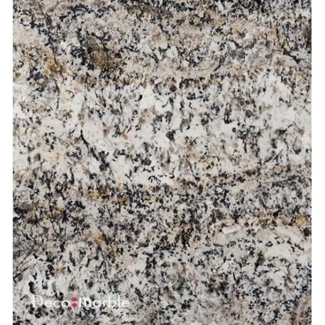Granito ex tico torroncino for Encimera granito precio m2