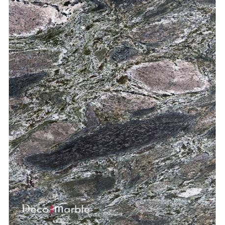 Granito ex tico verde floresta for Granito brasileno colores