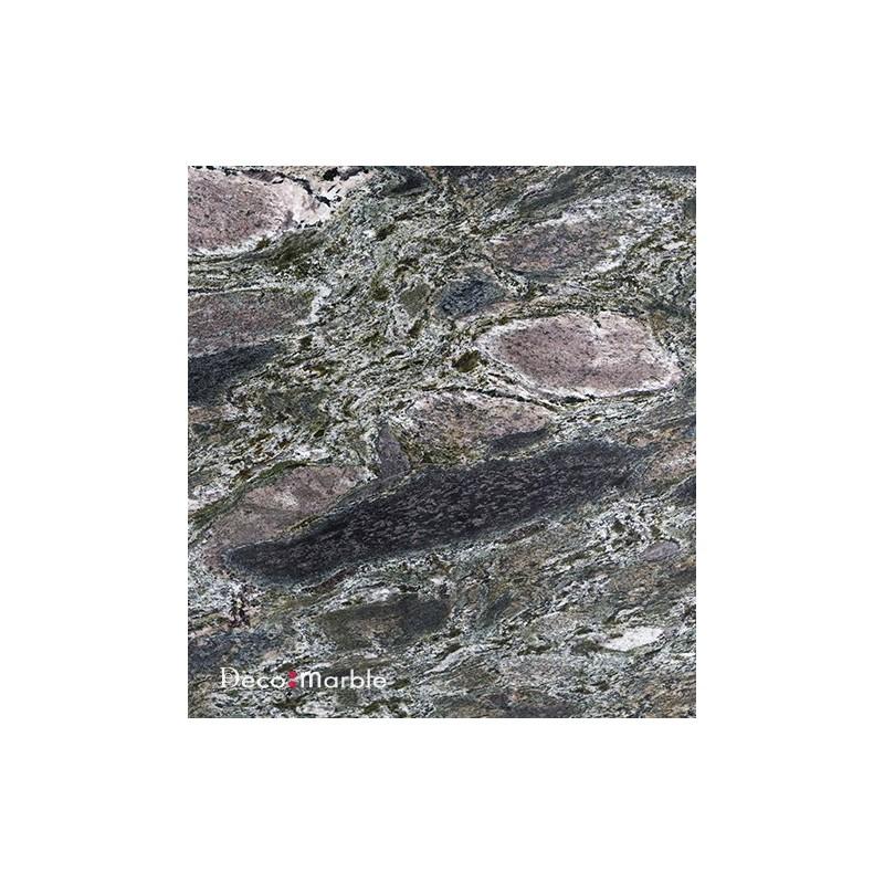Granito ex tico verde floresta for Granito color verde
