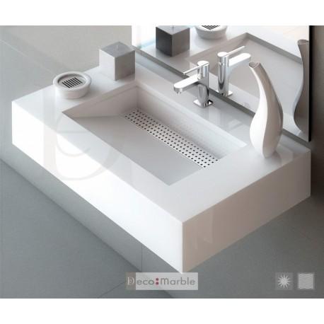 Lavabo silestone simplicity for Encimeras de bano para lavabo